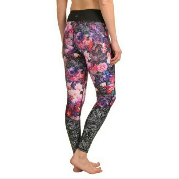 ff0261573a63b Kyodan Pants | Floral Romance Leggings Xs | Poshmark